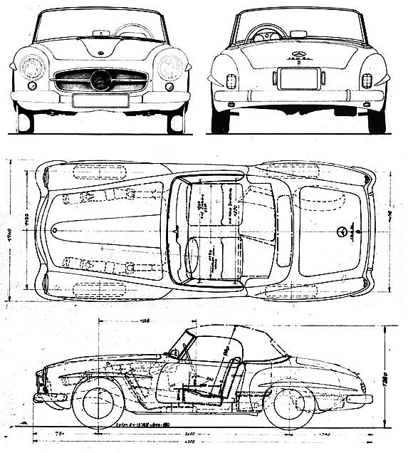 Mercedes Benz Parts Catalog >> Bud S Benz Catalog 190 Sl