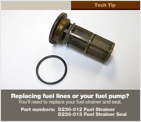 Bud's Benz : Catalog : 230 250 280 SL : D - Fuel